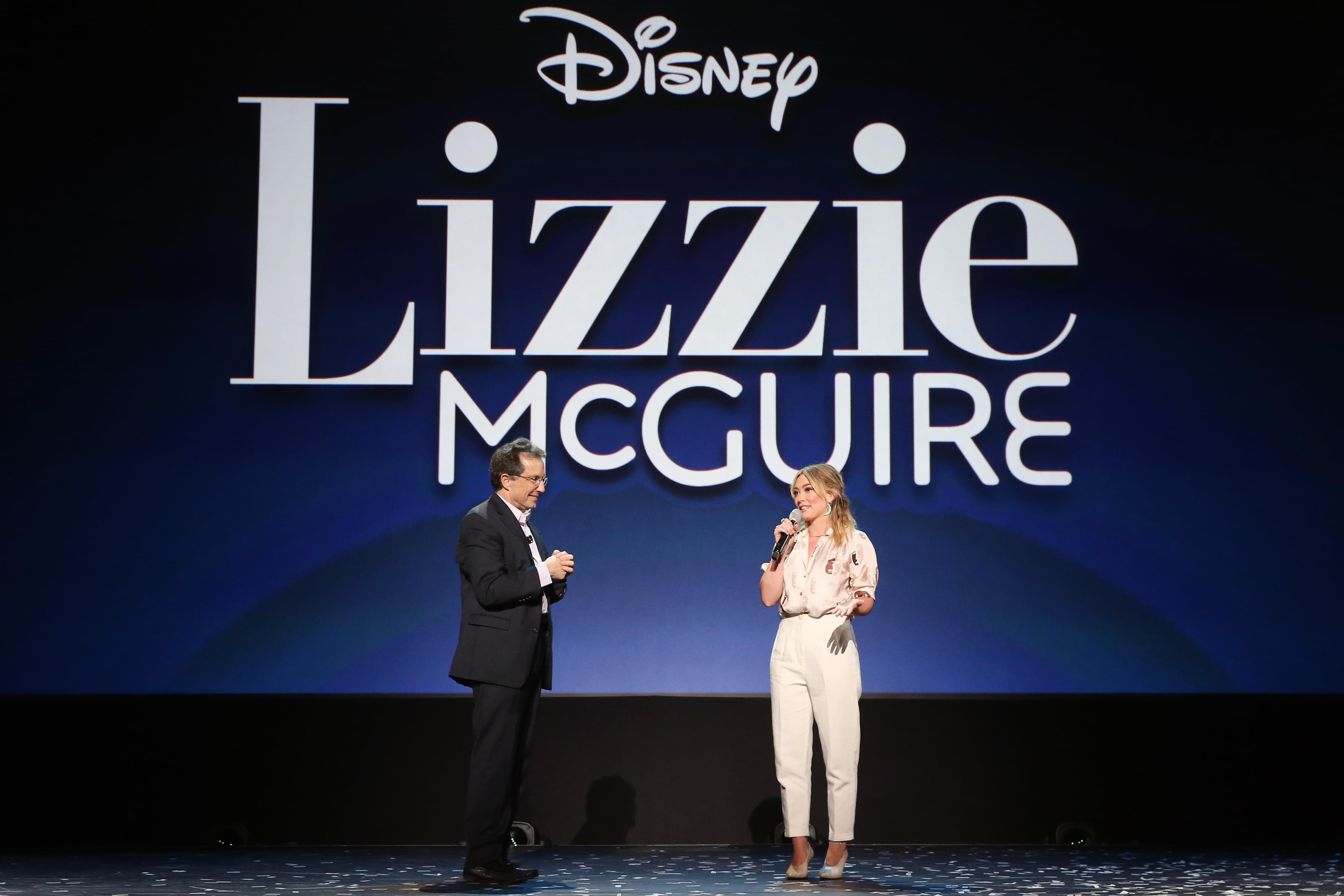 WATCH: Behind The Scenes of Lizzie McGuire Reboot