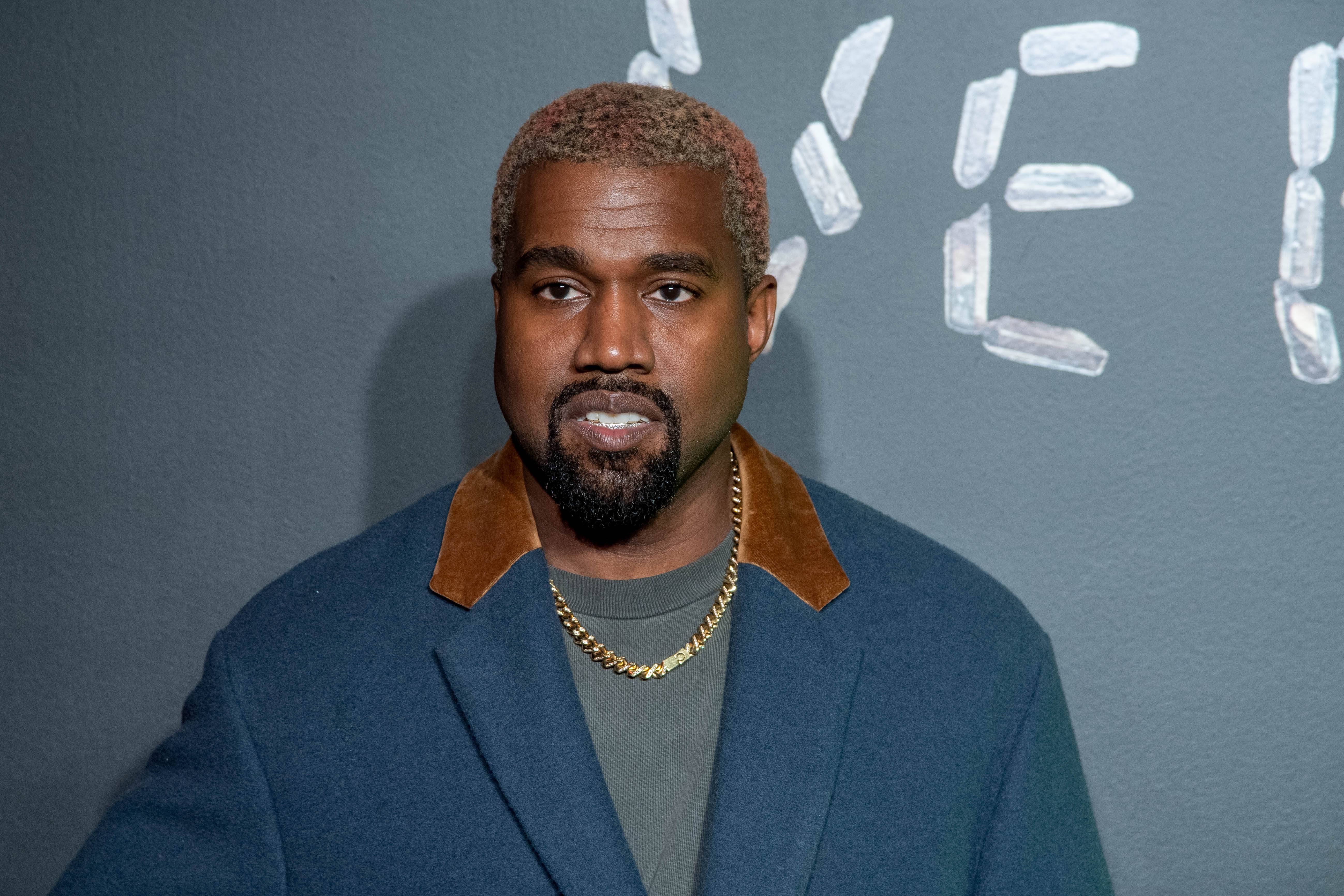 WATCH: Kanye West Stopped By Harris County Jail