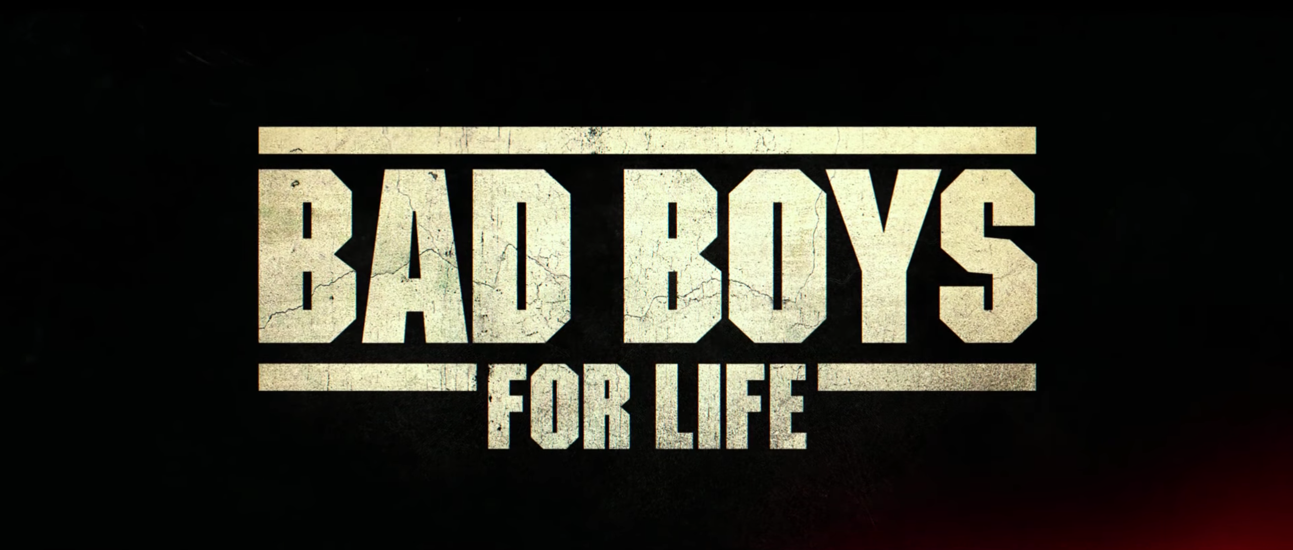 WATCH: New Bad Boys For Life Tralier