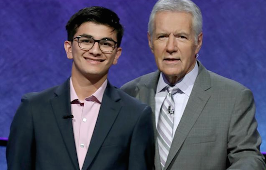Teen Jeopardy! Champion Makes $10k Cancer Donation In Alex Trebek's Honor