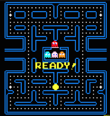 Pac-Man Maze To Hit H-town