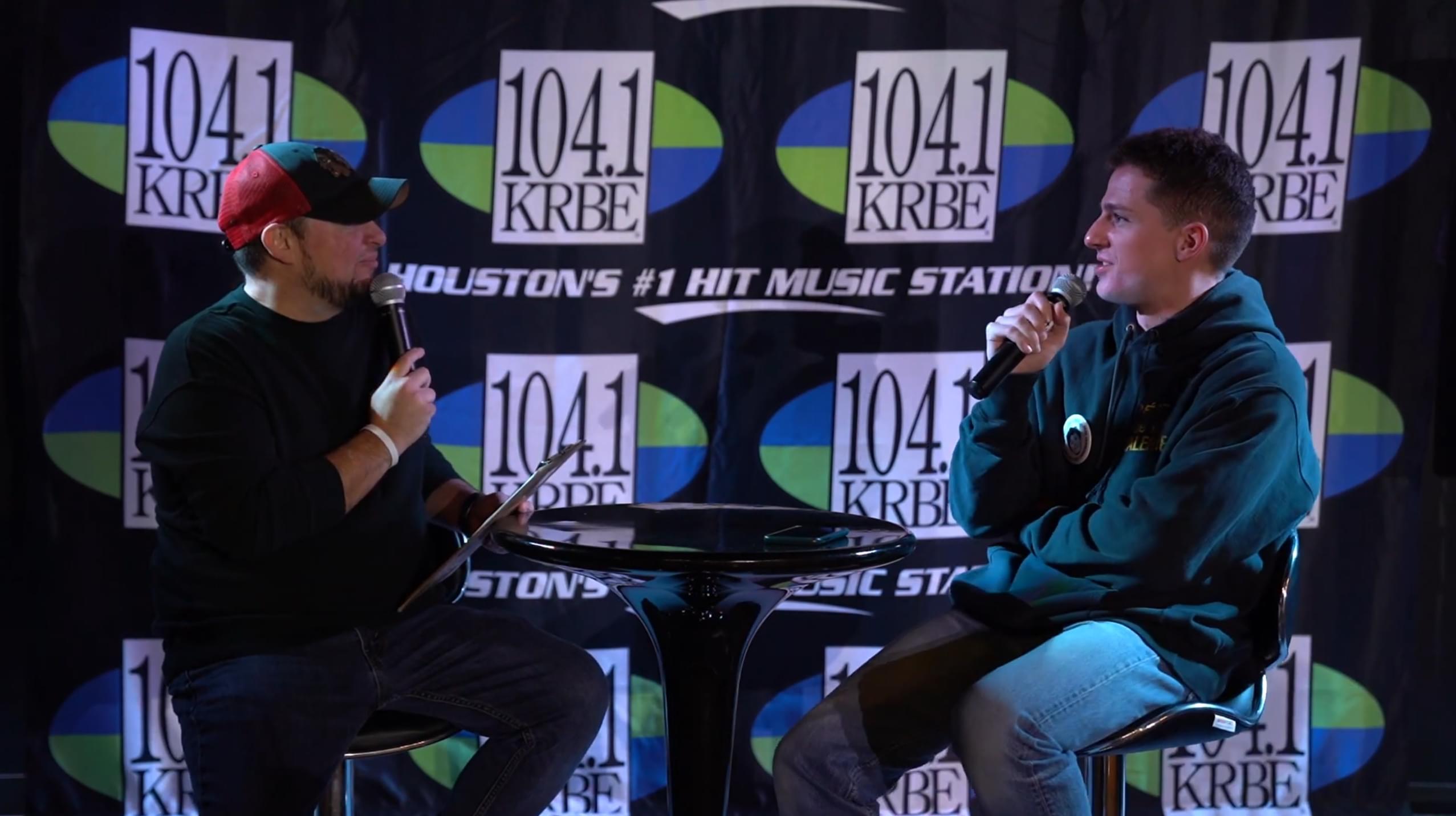 Tyler Frye interviews Charlie Puth