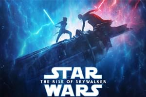 "Win tickets to see ""Star Wars: The Rise of Skywalker"""