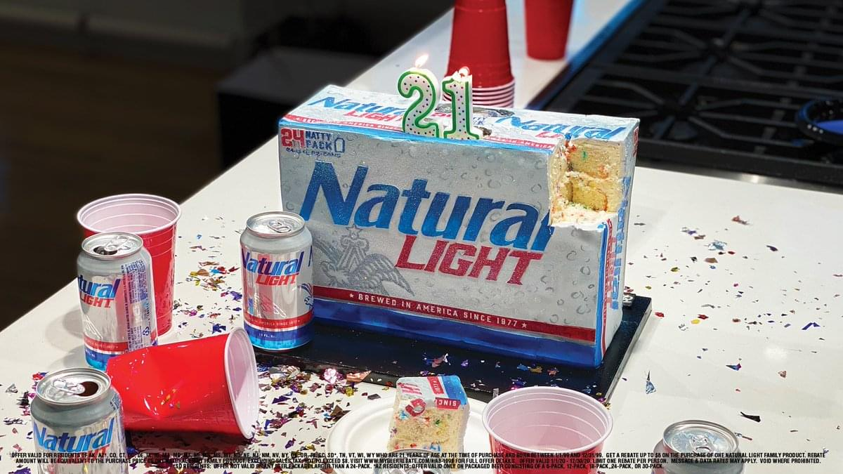 Turning 21 this year? Here's how to get free beer