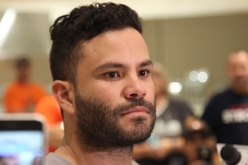 Jose Altuve denies wearing device to steal signs