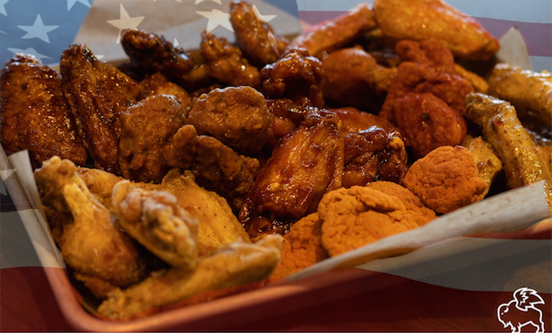 Free Buffalo Wild Wings for America if Super Bowl goes into OT