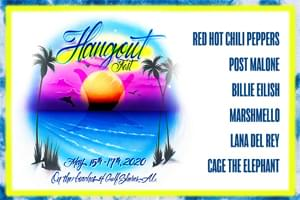 May 15-17: Hangout Music Festival