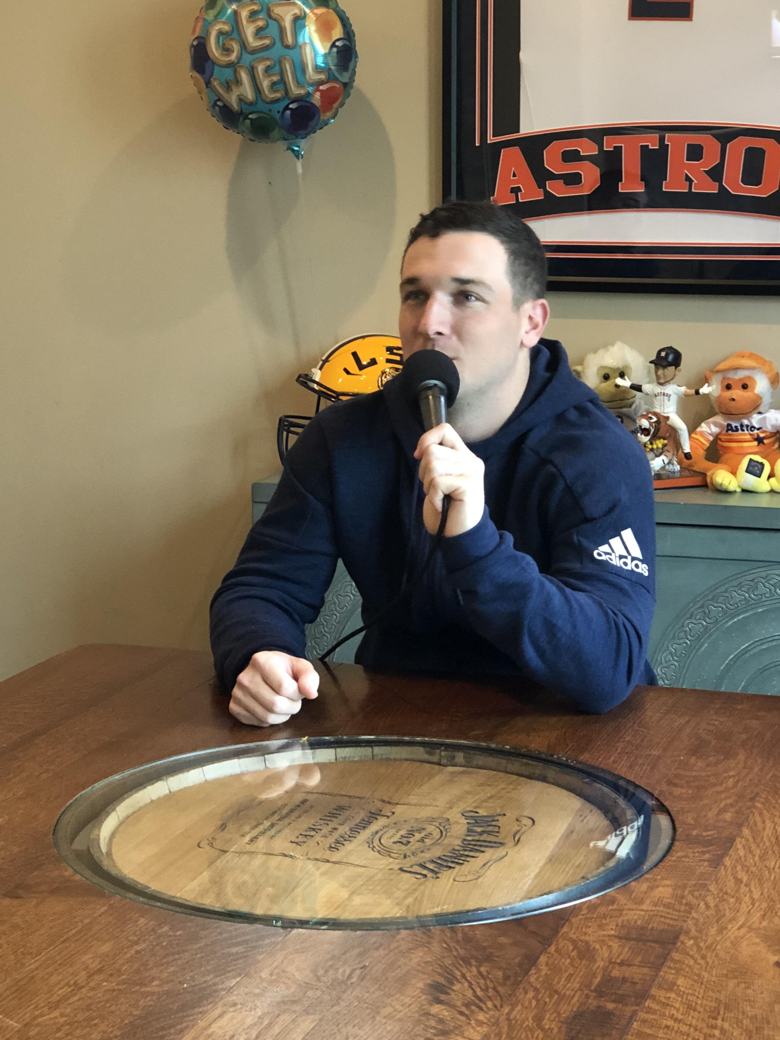 Astros sued by season ticket holding fan for $1 million