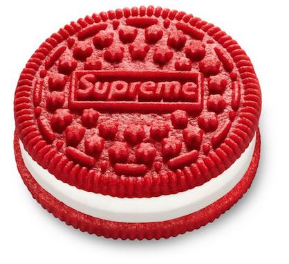 Behold, Supreme x Oreos