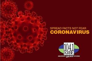 The Coronavirus: Spread Facts…Not Fear