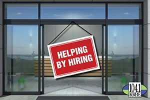 Helping By Hiring
