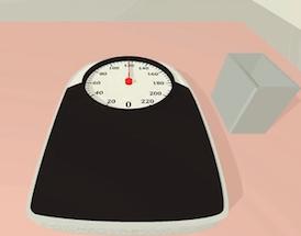 A quarantine weight gain calculator