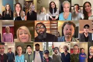 IT IS WELL WITH MY SOUL (Virtual Cell Phone Choir)