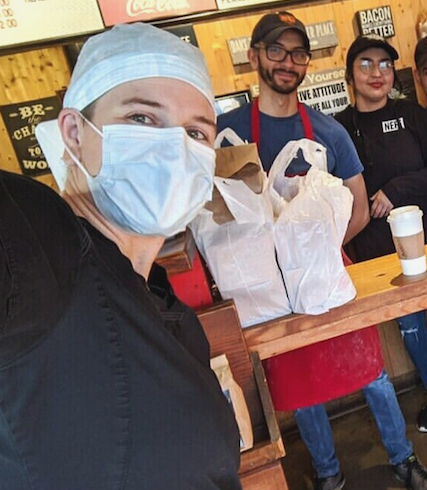 Here's how you can help front line workers fighting coronavirus in Houston