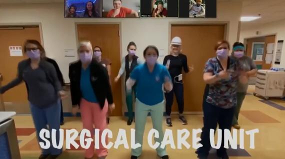 WATCH: Hospital Workers Dance To Backstreet Boys 'Everybody'
