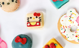 The Hello Kitty Cafe Truck rolls through H-town