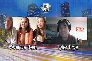 Tyler Frye interviews Avenue Beat