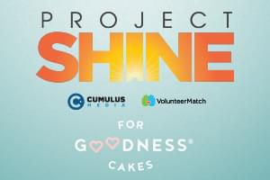 Project Shine: For Goodness Cakes