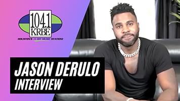 Tyler Frye interviews Jason Derulo