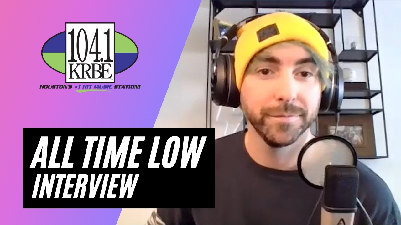 Tyler Frye interviews All Time Low