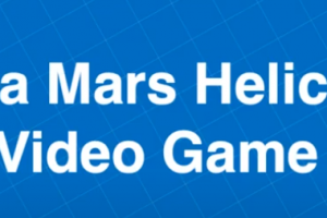 Code a Mars Helicopter Video Game