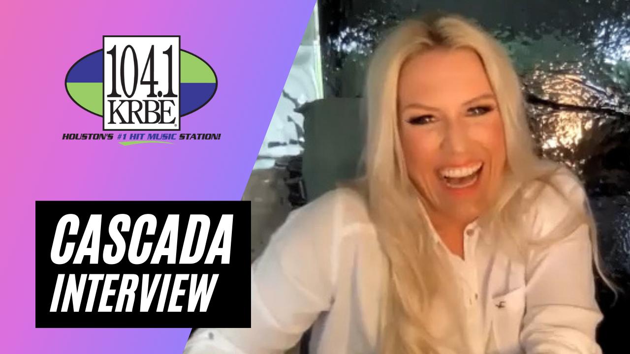 Tyler Frye interviews Natalie of Cascada