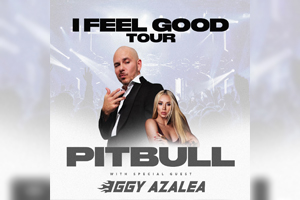 Win tickets to see Pitbull