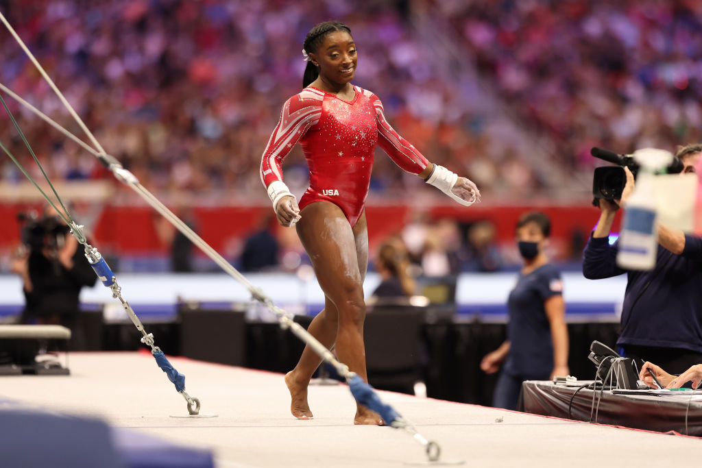 Simone Biles is going to the Olympics