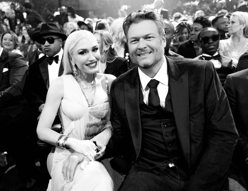 Blake Shelton and Gwen Stefani have tied the knot