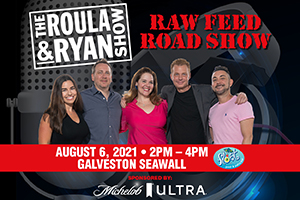 The Raw Feed Road Show