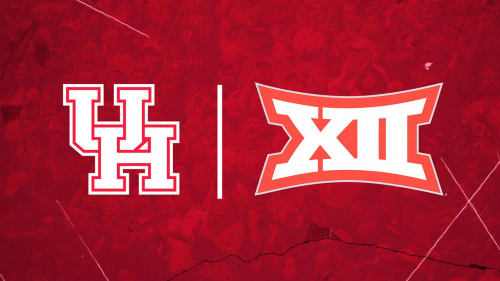 IT'S OFFICIAL: The University of Houston has joined the Big 12 Conference
