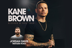 Win tickets to see Kane Brown