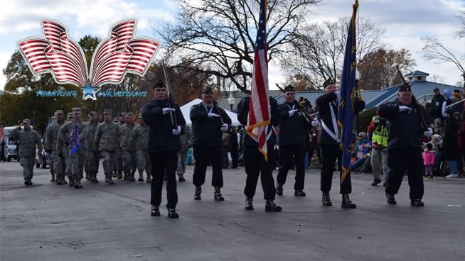 CNY Veterans Parade & Expo | Photo Gallery
