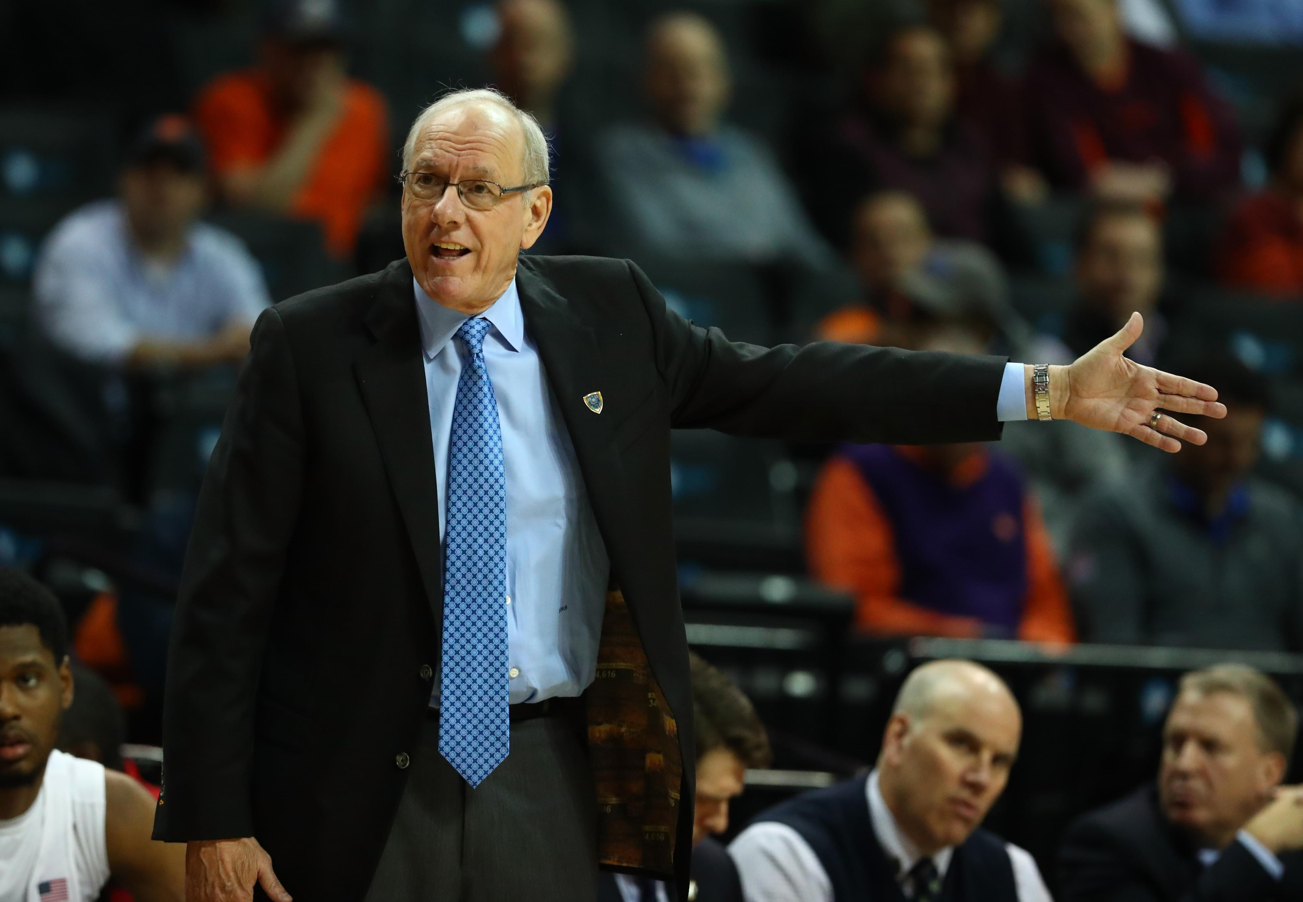 Syracuse NCAA Tournament Dreams Are Over