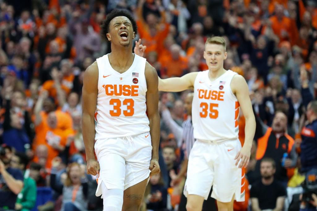 Syracuse Needs More Players Badly