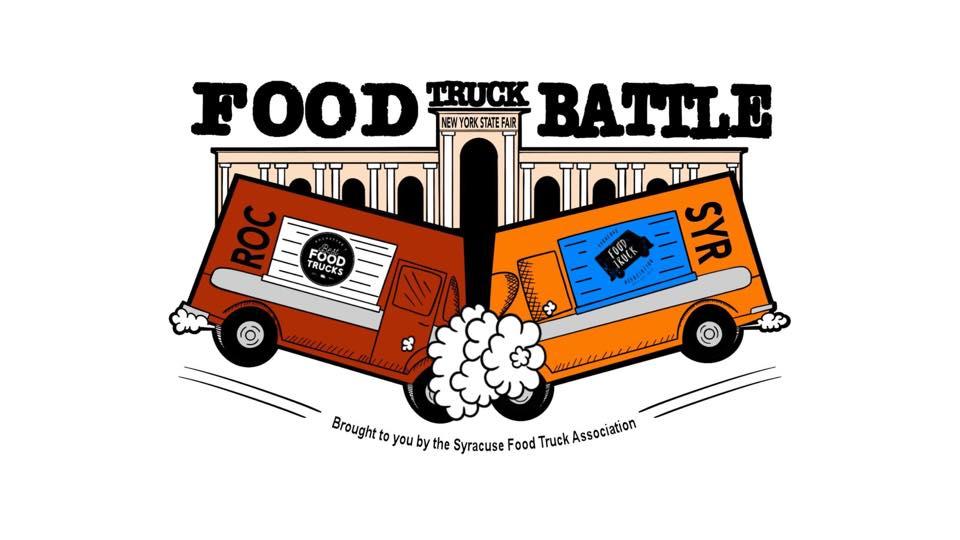 Food Truck Battle! | September 25th 2021
