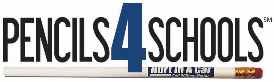 William Mattar 2021 Pencils 4 Schools