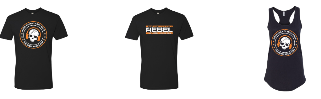 The Rebel Rock Shop Is Now Open!