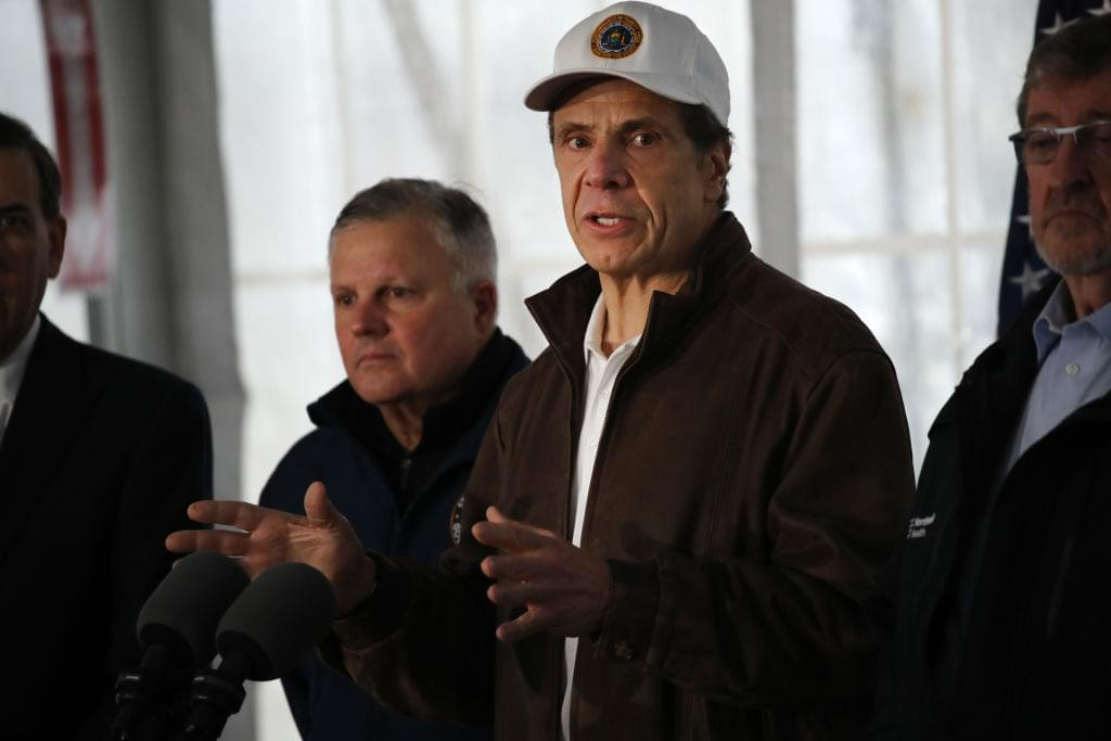 Governor Cuomo closes all gyms, casinos, movie theaters in NY