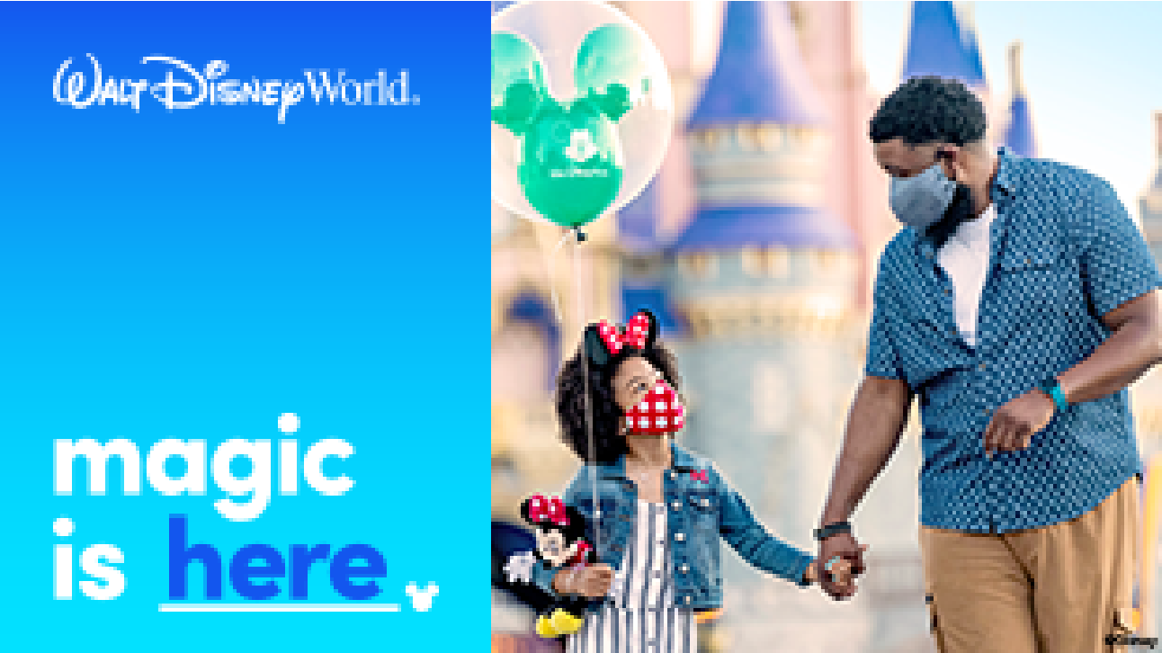 Star 98.9 wants you to experience the magic of Walt Disney World Resort with Florida Resident Discover Disney tickets!