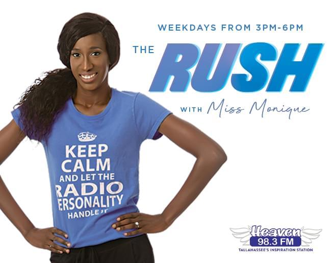 Miss Monique in The Rush