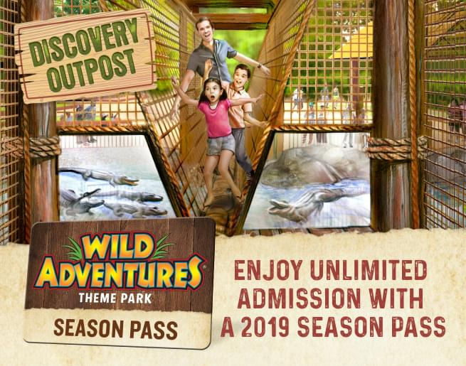 WIN tickets to Days of Thanks @Wild Adventures