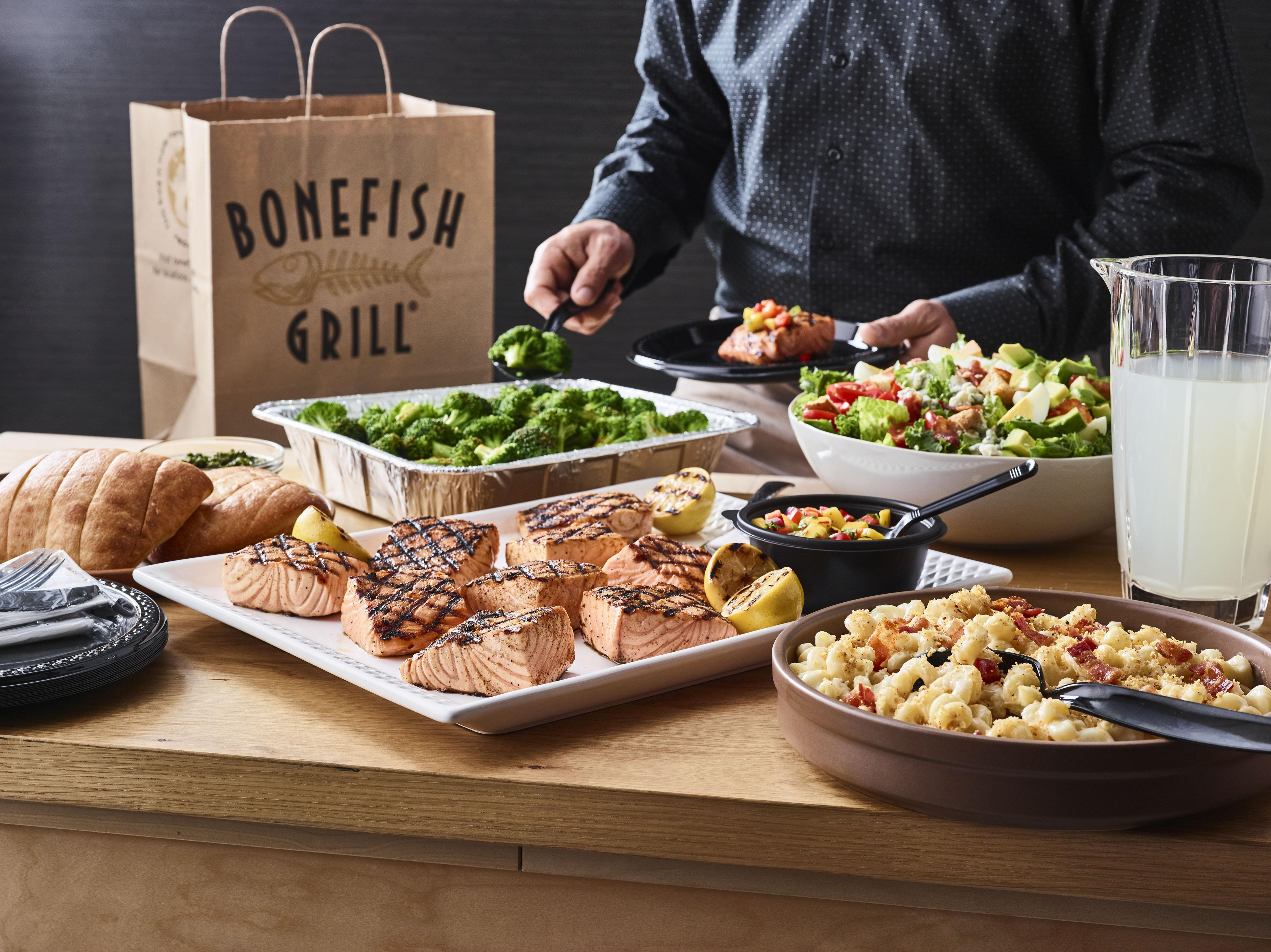 WIN a $50 Gift Card to Bonefish Grill!