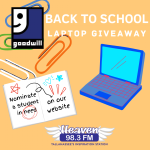 Back to School Laptop Giveaway