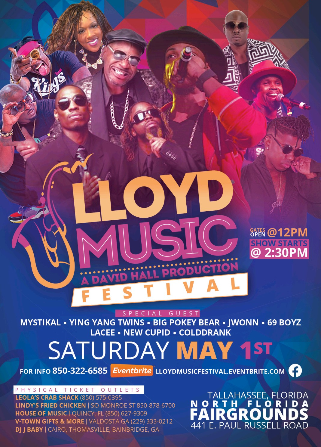 Your chance to go to Lloyd Music Festival 2021!