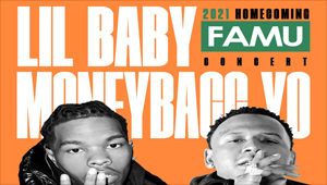WIN Tickets to the 2021 Homecoming FAMU Concert Feat. Lil Baby & Moneybagg YO!