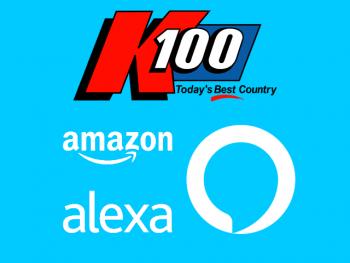 K100 on Alexa
