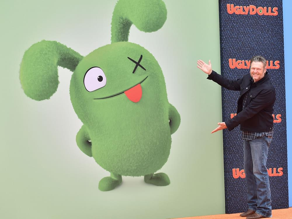 """UglyDolls"" Movie With Blake Shelton & Kelly Clarkson Is Flopping at the Box Office"
