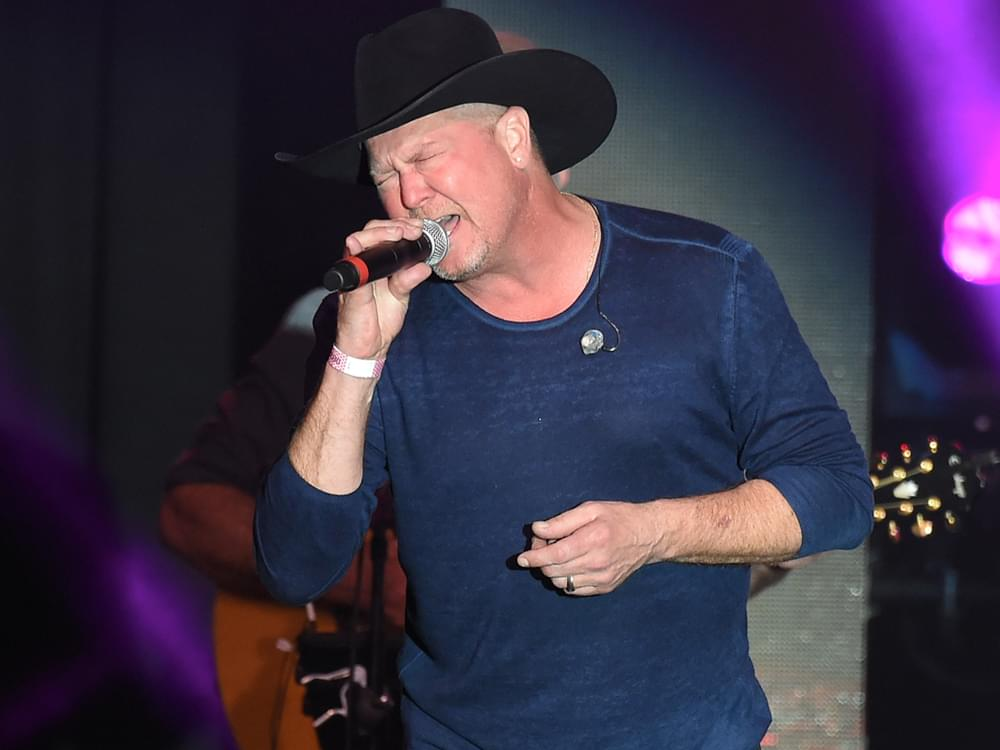"Tracy Lawrence Marches On With 16th Studio Album, ""Made in America"" [Listen to Lead Single]"