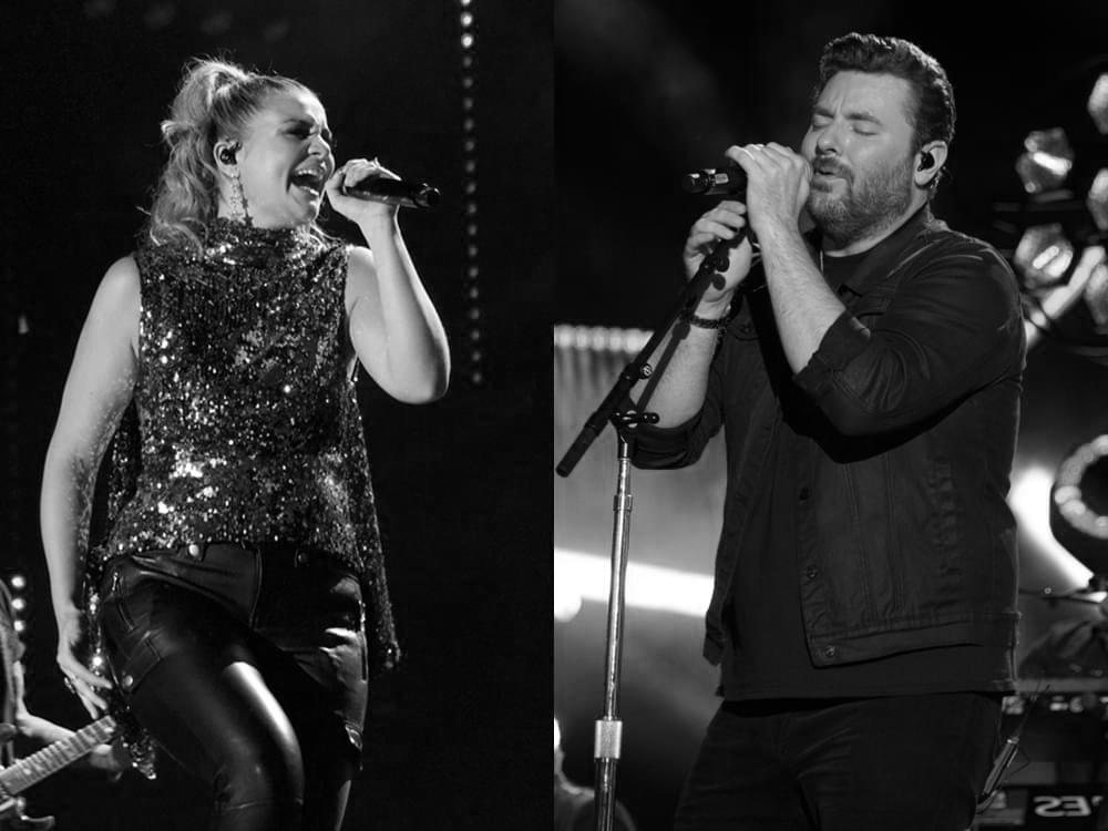 "Chris Young & Lauren Alaina Drop New Studio Video for ""Town Ain't Big Enough"" [Watch]"